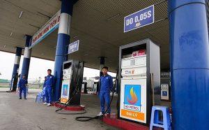 Mở đại lý bán lẻ xăng dầu