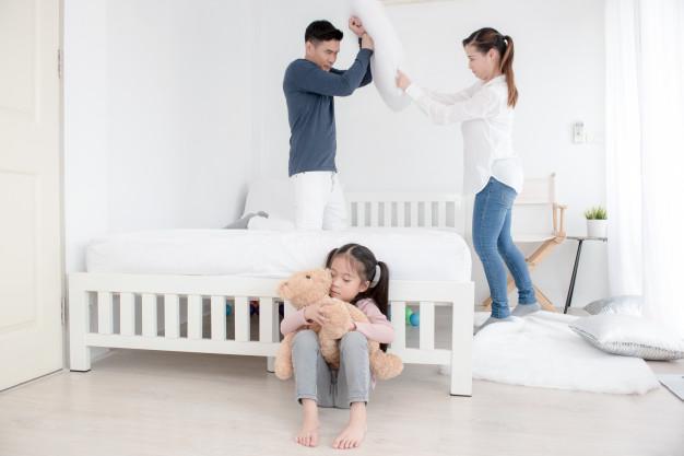 quyền nuôi con dưới 3 tuổi khi cha mẹ ly hôn